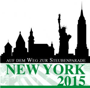 Logo zur Steubenparade